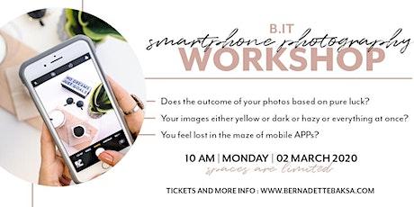 Smartphone Photography Workshop tickets