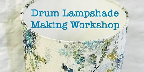 Drum Lampshade Making Workshop tickets