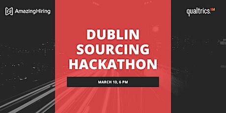 Dublin Sourcing Hackathon tickets