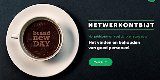 Netwerkontbijt voor start- en scale ups