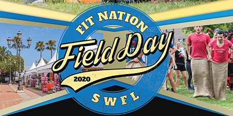 Fit Nation Field Day 2020 tickets