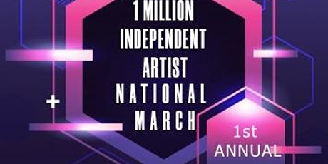 1 Million Independent Artist March On Washington DC tickets