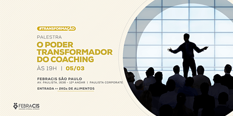 Palestra O Poder Transformador do Coaching ingressos