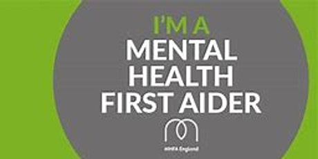 Mental Health First Aid 2 Day Course tickets