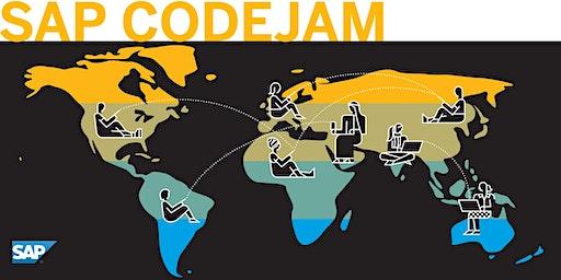 SAP CodeJam Frankfurt