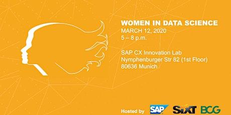 WiDS Munich - Women in Data Science Tickets