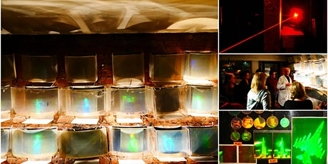 Inside Holographic Studios, Holography Gallery & Laser Laboratory tickets