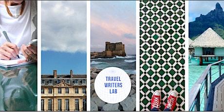 Beginners Travel Writing Lab tickets