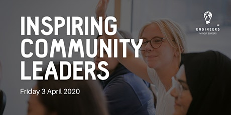 Inspiring Community Leaders tickets