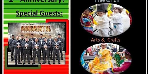 Ballet Folklorico de Chicago 1 Year Anniversary