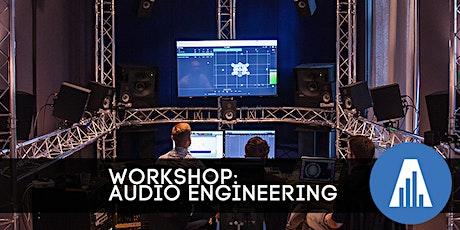 Audio Engineering - Workshop am SAE Institute Köln Tickets