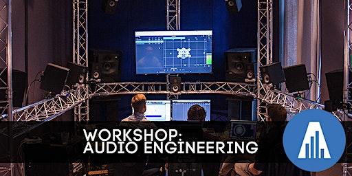 Audio Engineering - Workshop am SAE Institute Köln