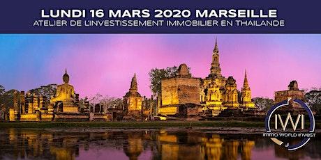 Les ateliers de l'investissement le 16 Mars 2020 à Marseille billets