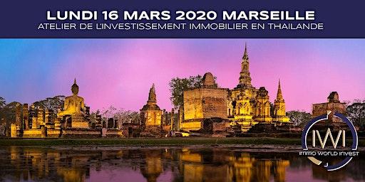 Les ateliers de l'investissement le 16 Mars 2020 à Marseille