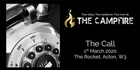 The Campfire: The Call tickets