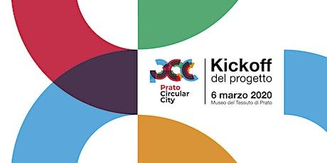 Evento di lancio: Prato Circular City biglietti