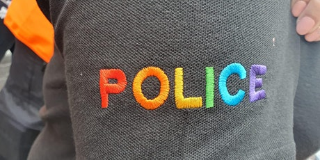 Birmingham Pride: WMP march tickets