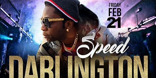 SPEED DARLINGTON LIVE AT 945 FOR #VYBZFRIDAYS ON 21ST FEBRUARY 2020