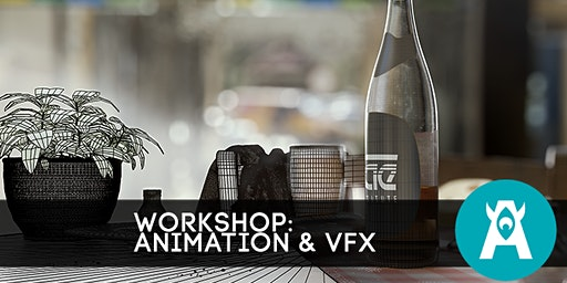 3D Animation & VFX - Workshop am SAE Institute Köln