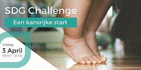 SDG Challenge: Een kansrijke start tickets