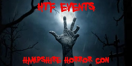 Hampshire Horror Con Halloween Party Night tickets