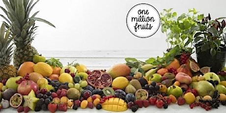 Netzwerk on Tour | Genussmanufaktur one million fruits Tickets