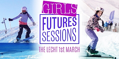 Girls Futures Session - A Park & Pipe  Futures Session & Award female day tickets
