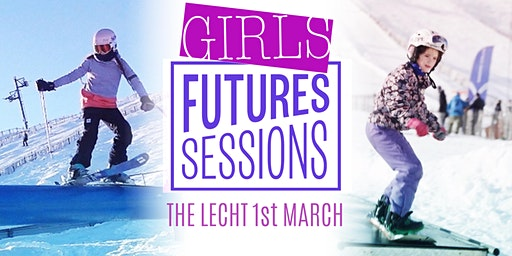Girls Futures Session - A Park & Pipe  Futures Session & Award female day