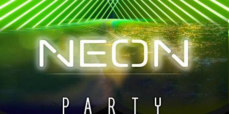 NEON PARTY - Solo su invito biglietti