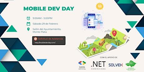 Mobile Developer Day: Monte Plata 2020 entradas