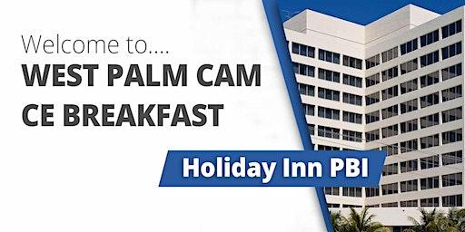Feb 26, 2020 West Palm Beach CAM CE Breakfast