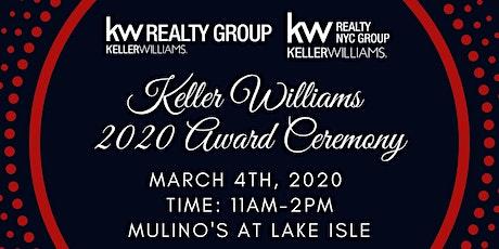 2020 Keller Williams Award Ceremony tickets