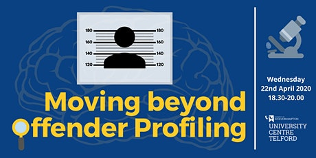 Moving Beyond Offender Profiling tickets