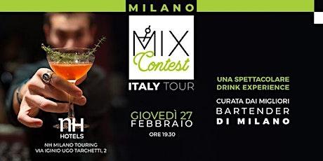 Mix contest Italy tour 2020 - Milano biglietti