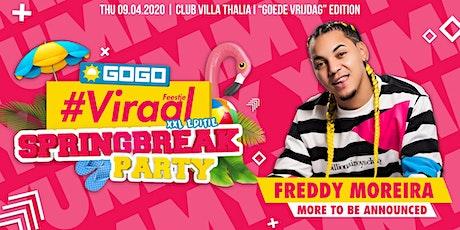 YUMMY ✘ Viraal XXL Springbreak Party (Goede Vrijdag) tickets