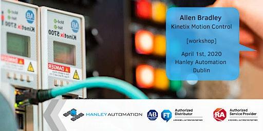 Allen Bradley Kinetix Motion Control Workshop (Dublin)