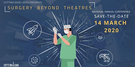 National Annual Conference 2020: Surgery Beyond Theatres tickets