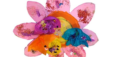 Paper flower-making workshop for Mother's Day with Arty Party - 11am tickets