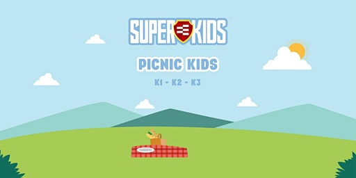 Picnic Kids - K1+K2+K3