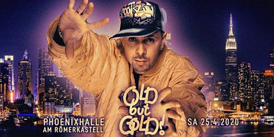 Old but Gold - Ü30 Hip Hop Party w/ Tony Touch (USA), 5ter Ton & more