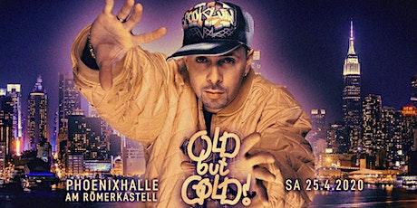 Old but Gold - Ü30 Hip Hop Party w/ Tony Touch (USA), 5ter Ton & more Tickets