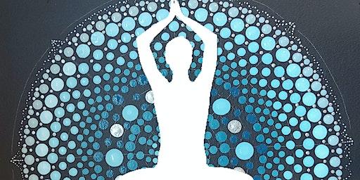 Yoga, Mindfulness, and Mandala Painting