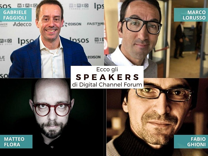 Immagine DIGITAL CHANNEL FORUM - Inspire the Future - Milano