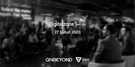 Digitalzone Meetups: Dijital Pazarlama Eğitimleri tickets
