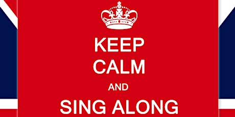 Keep Calm and Sing Along tickets