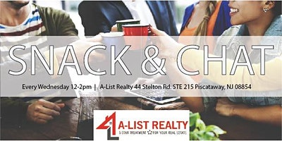 A-List Realty - Snack & Chat