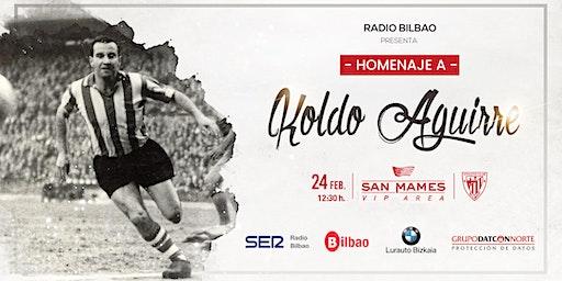 Radio Bilbao presenta 'HOMENAJE A KOLDO AGUIRRE'