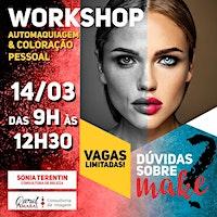 Workshop de Automaquiagem & Coloração Pessoal