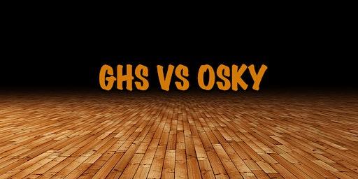 GHS VS OSKY BOYS
