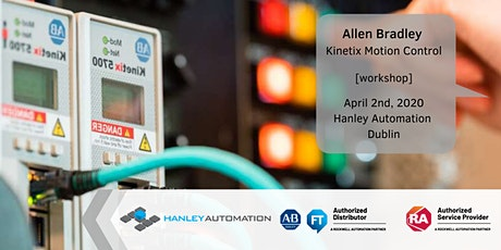 Allen Bradley Kinetix Motion Control Workshop (Dublin) tickets